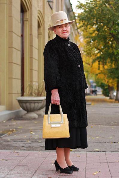 6. Альбина Николаевна, 73 года. Омск.