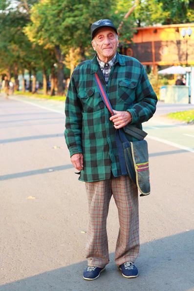 7. Лев Аврамович, 88 лет. Москва.