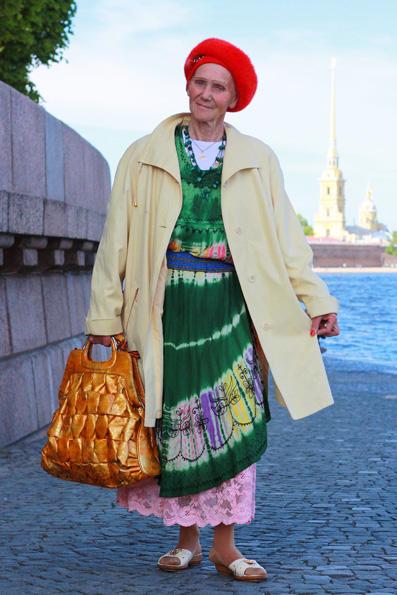9. Валентина Александровна, 72 года. Санкт-Петербург