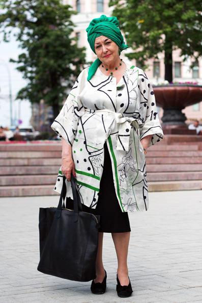 10. Надежда Дмитриевна, 62 года. Москва.