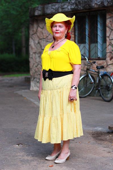12. Римма Константиновна, 73 года. Москва