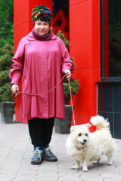17. Тамара Георгиевна, 73 года. Пермь