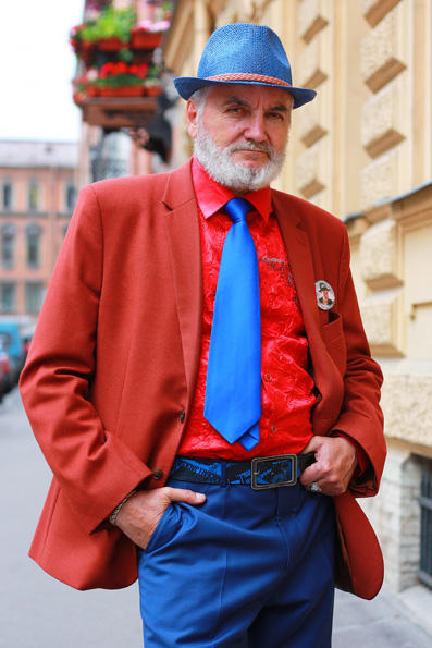 19. Евгений Андреевич, 67 лет. Санкт-Петербург