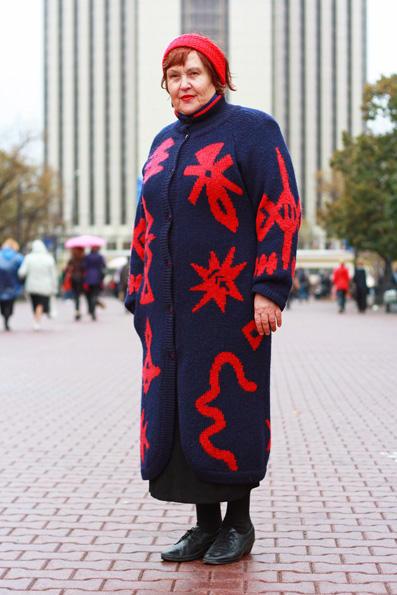 21. Элеонора Карловна, 63 года. Москва