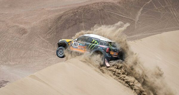 Дакар 2014. Опасные гонки в чилийской пустыне