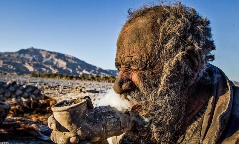 Как выглядит человек, который не мылся 60 лет фото