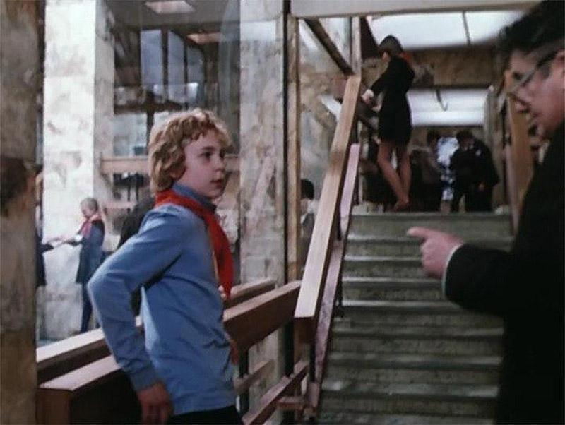 Удивительный робот и обыкновенный мальчик Сережа: как снимали «Приключения Электроника» - НОВОСТИ В ФОТОГРАФИЯХ