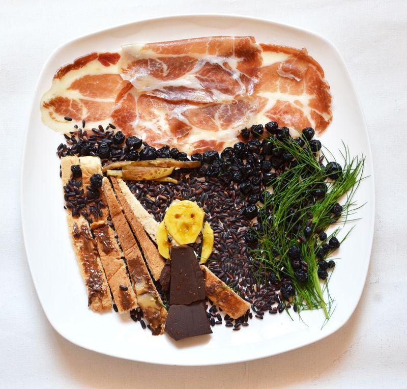 HongYi03 Маленькое чудо в тарелке