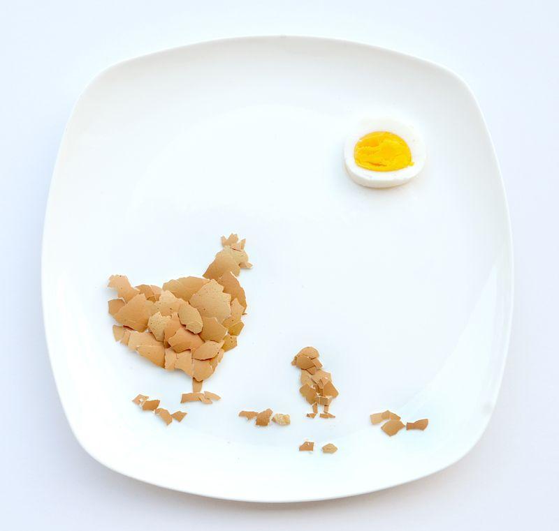 HongYi05 Маленькое чудо в тарелке
