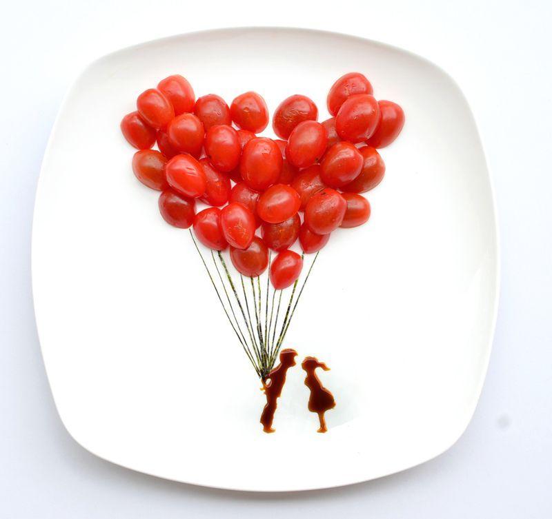 HongYi06 Маленькое чудо в тарелке