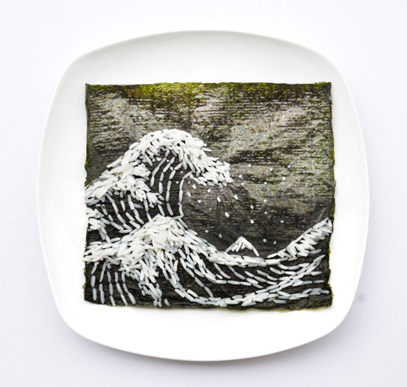 HongYi07 Маленькое чудо в тарелке