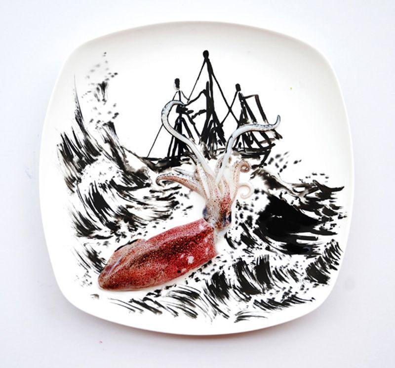 HongYi12 Маленькое чудо в тарелке
