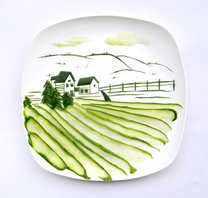 HongYi15 Маленькое чудо в тарелке