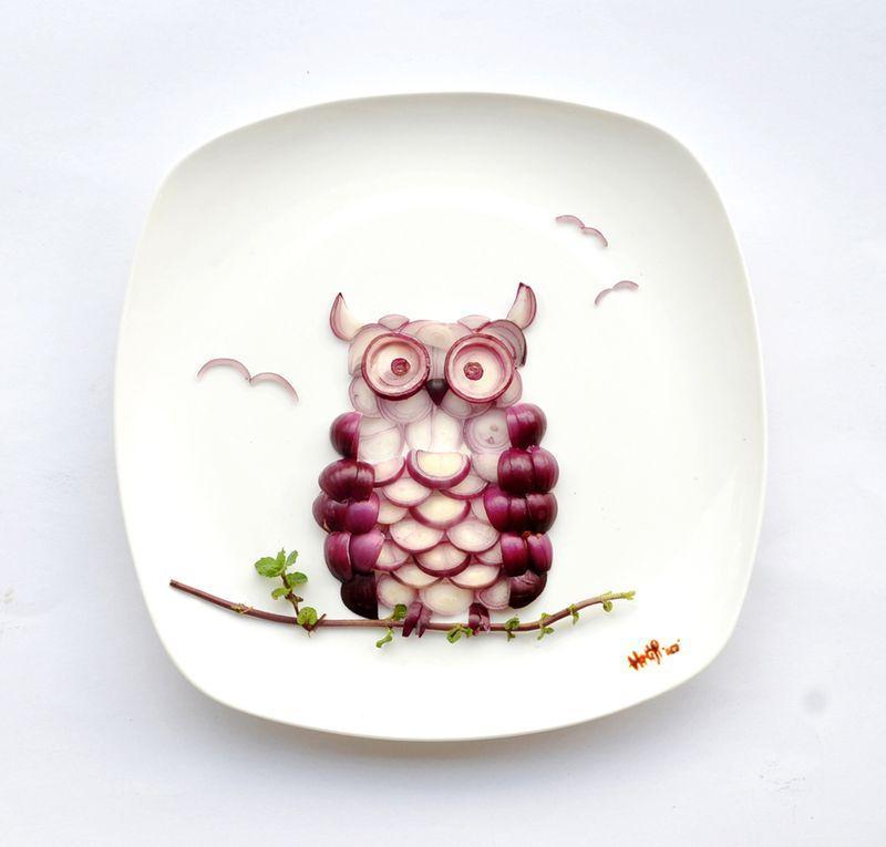 HongYi16 Маленькое чудо в тарелке