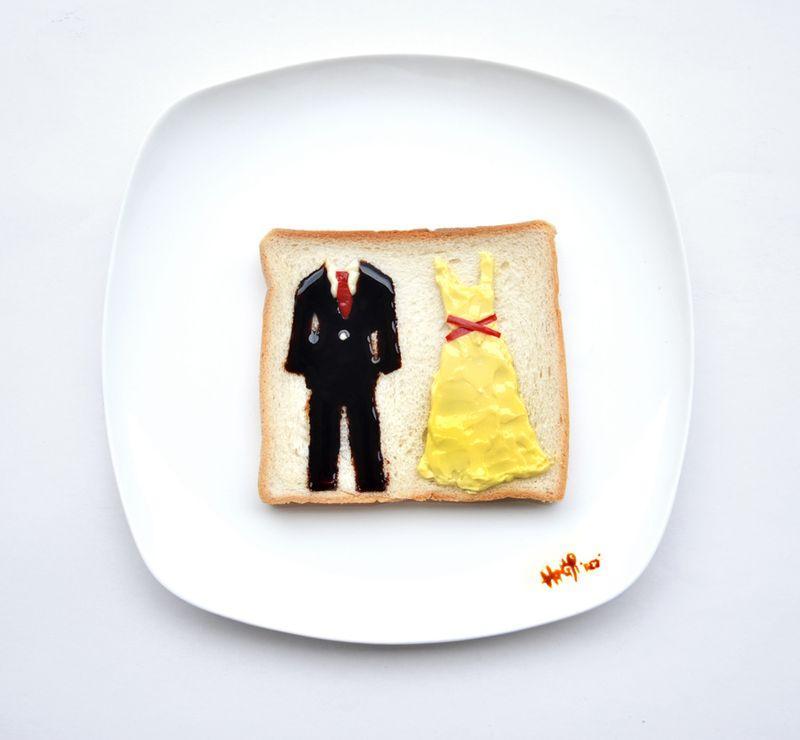 HongYi18 Маленькое чудо в тарелке