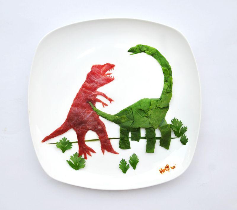 HongYi19 Маленькое чудо в тарелке