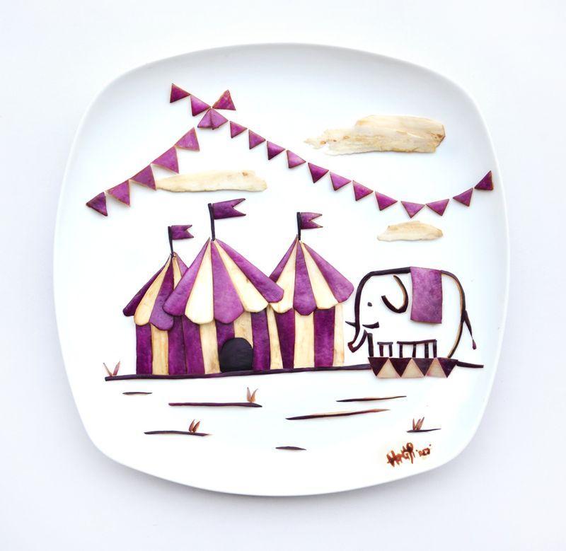 HongYi20 Маленькое чудо в тарелке