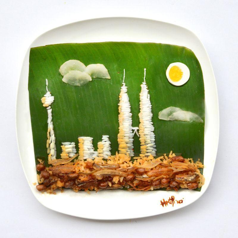 HongYi24 Маленькое чудо в тарелке