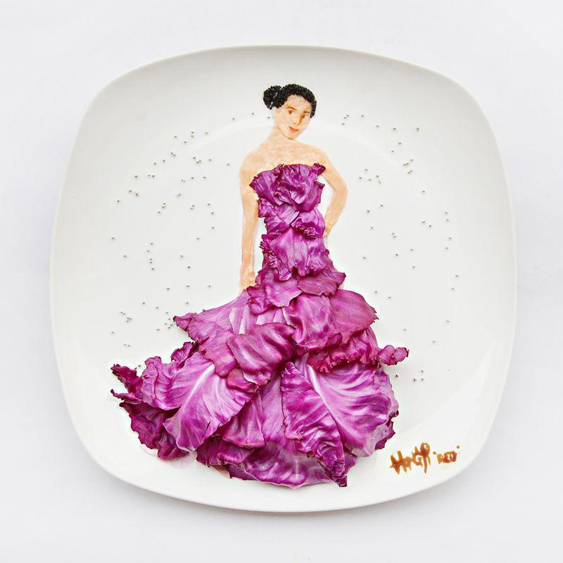 HongYi25 Маленькое чудо в тарелке