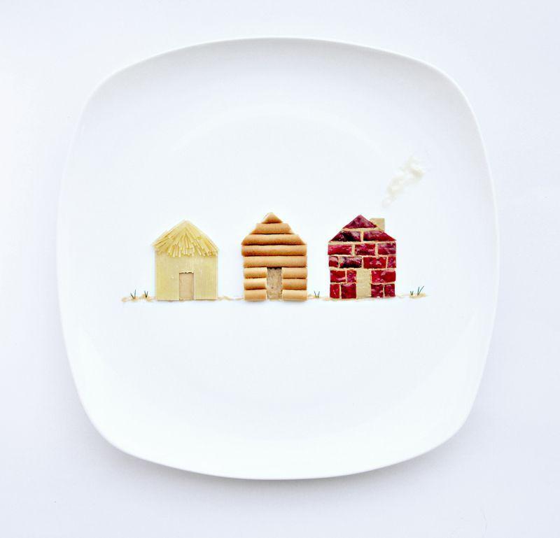 HongYi27 Маленькое чудо в тарелке