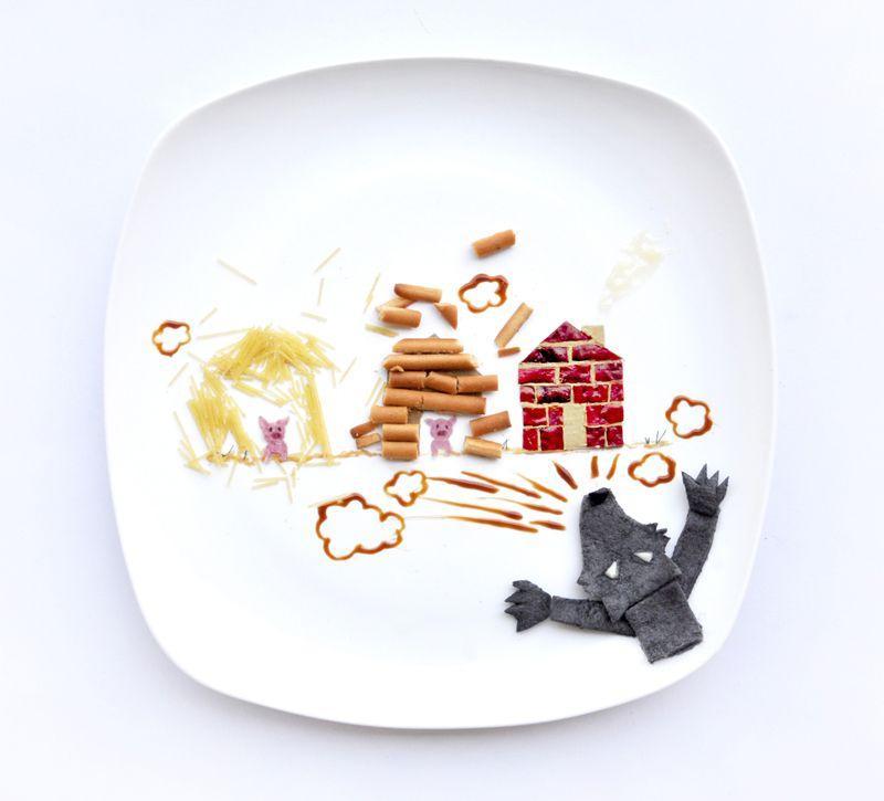 HongYi28 Маленькое чудо в тарелке