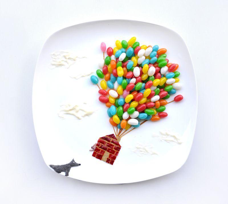 HongYi29 Маленькое чудо в тарелке