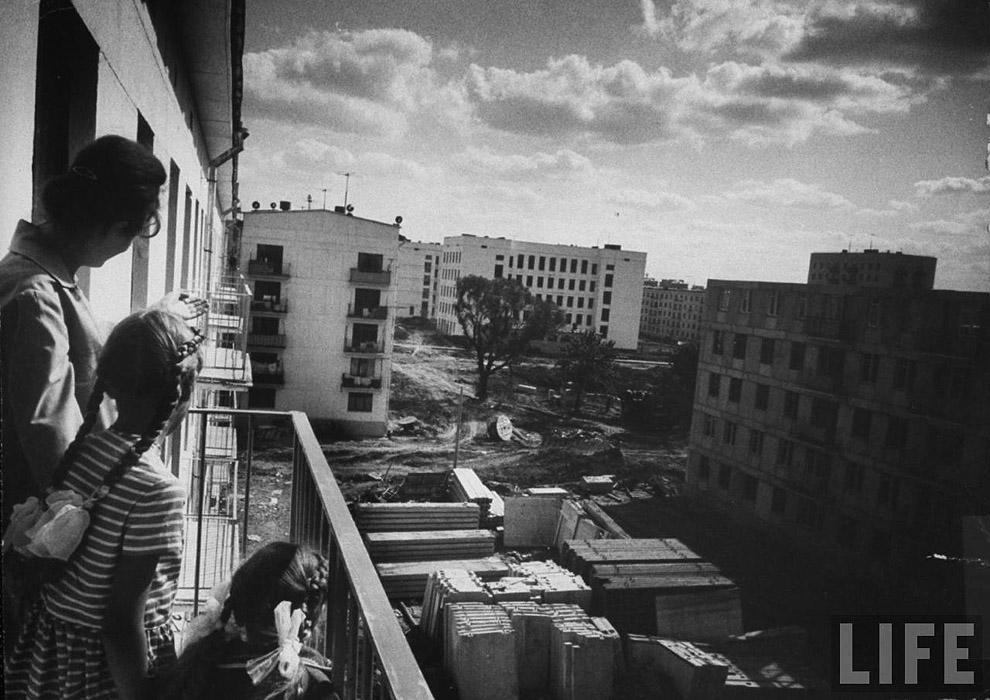 Khrushchyovka19 Как строили хрущевки