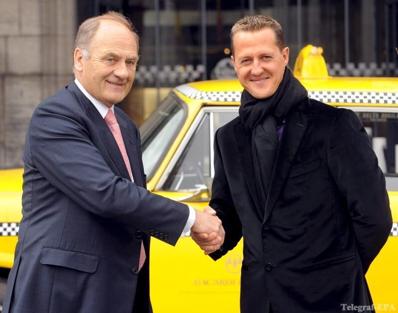 Schumacher00 Интересные факты о Михаэле Шумахере
