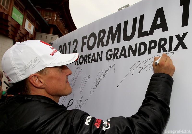 Schumacher02 Интересные факты о Михаэле Шумахере
