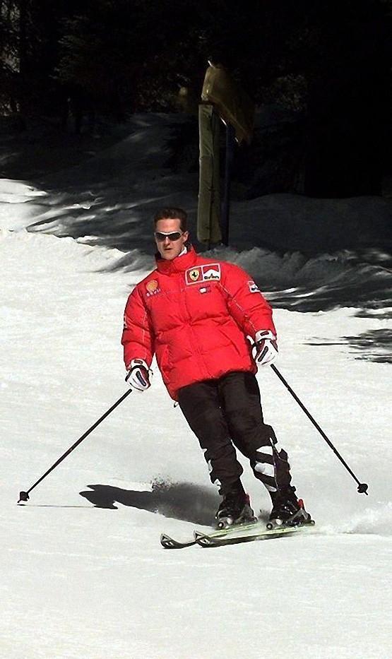 Schumacher05 Интересные факты о Михаэле Шумахере