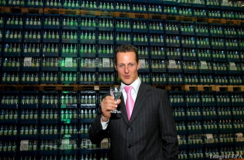 Schumacher06 Интересные факты о Михаэле Шумахере