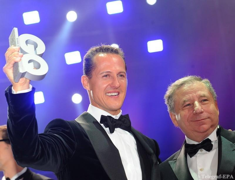 Schumacher10 Интересные факты о Михаэле Шумахере