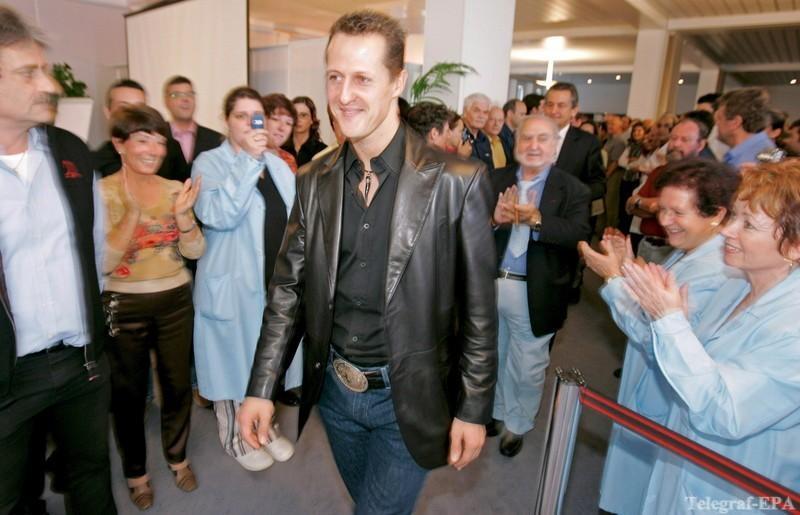 Schumacher17 Интересные факты о Михаэле Шумахере