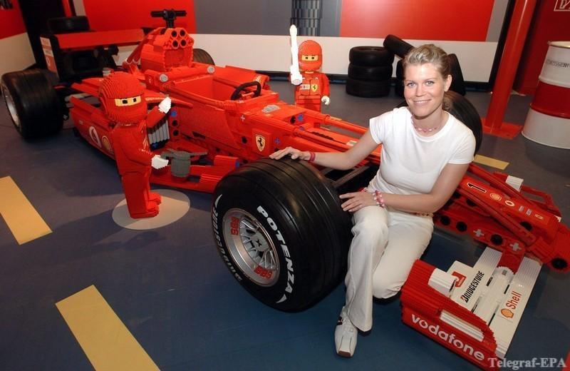 Schumacher19 Интересные факты о Михаэле Шумахере