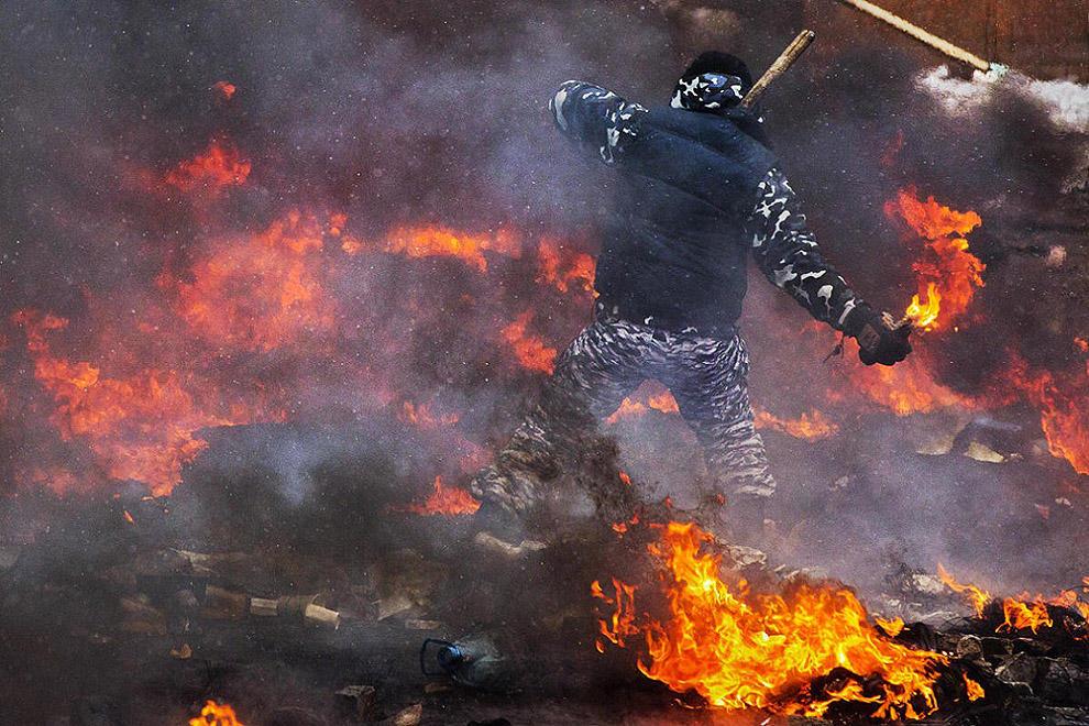 Uariot01 Самые невероятные и удивительные фотографии противостояния в Украине