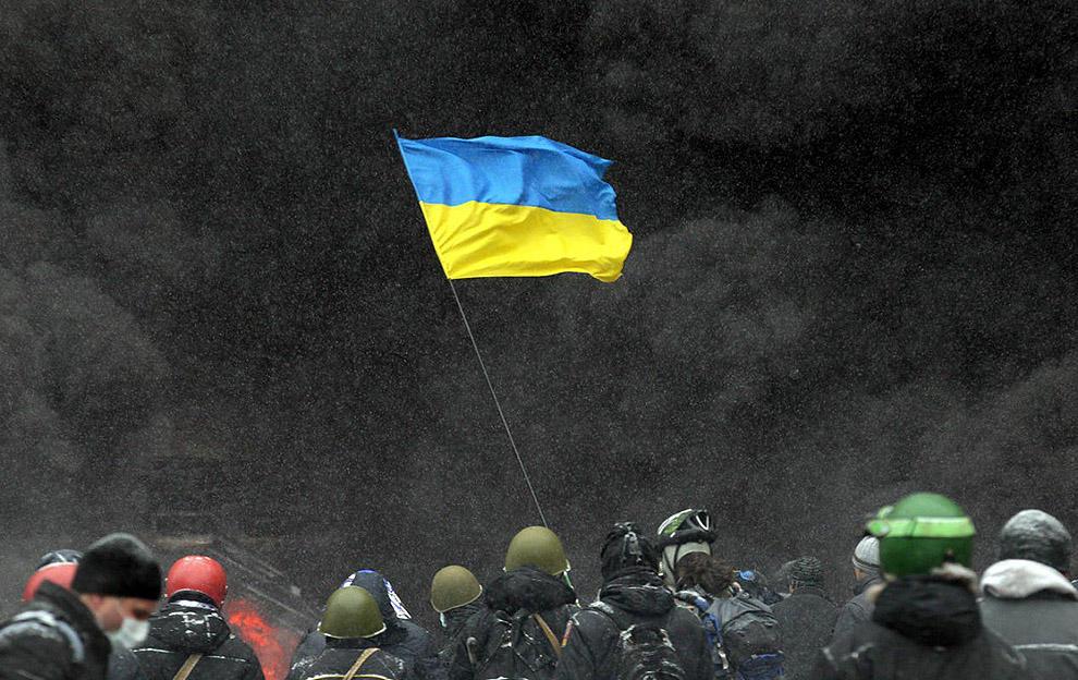 Uariot02 Самые невероятные и удивительные фотографии противостояния в Украине