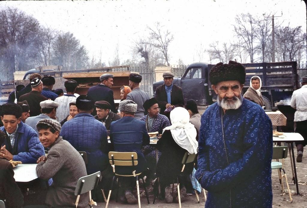 Uzbekistan11 Советский Узбекистан в 1966 году