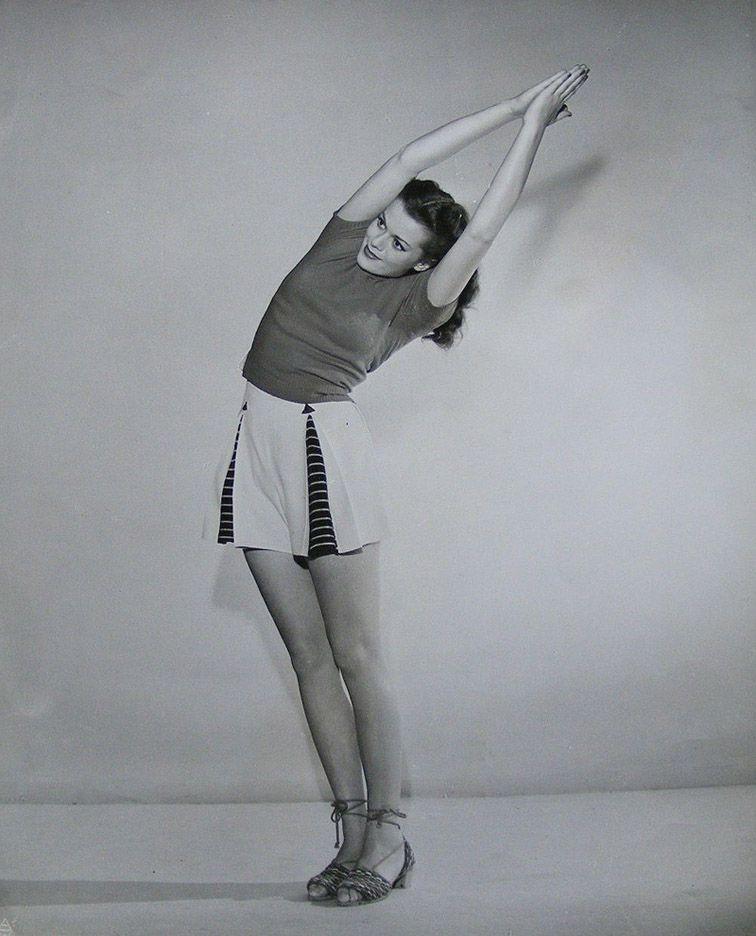VintageYoga06 Какой была йога в прошлом веке: любопытные винтажные фото