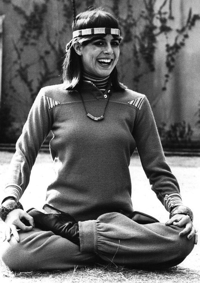 VintageYoga14 Какой была йога в прошлом веке: любопытные винтажные фото