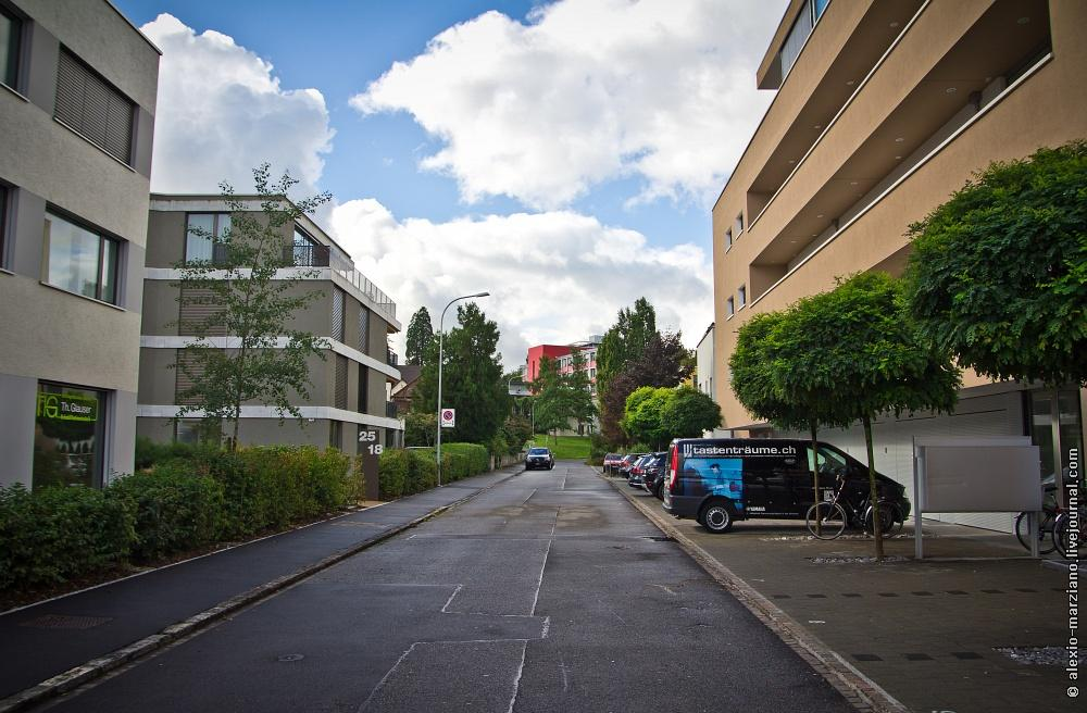 aarau02 Арау: где живут обычные швейцарцы