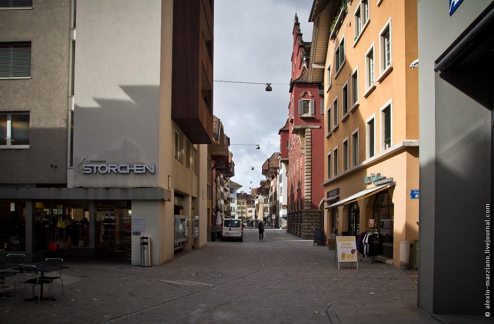 aarau10 Арау: где живут обычные швейцарцы
