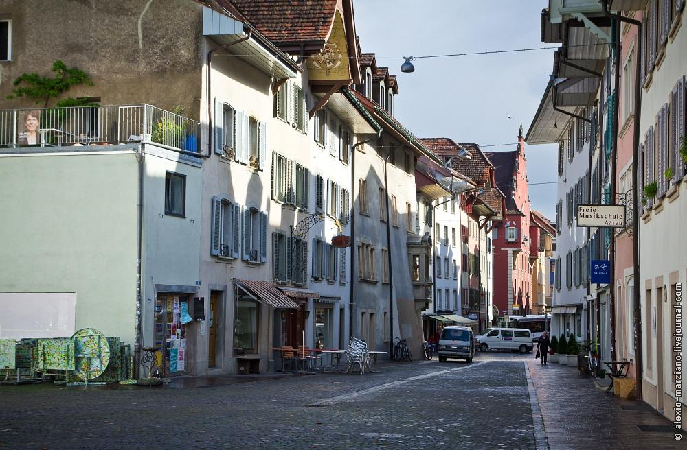 aarau11 Арау: где живут обычные швейцарцы
