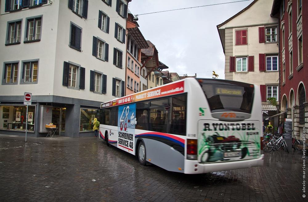 aarau12 Арау: где живут обычные швейцарцы