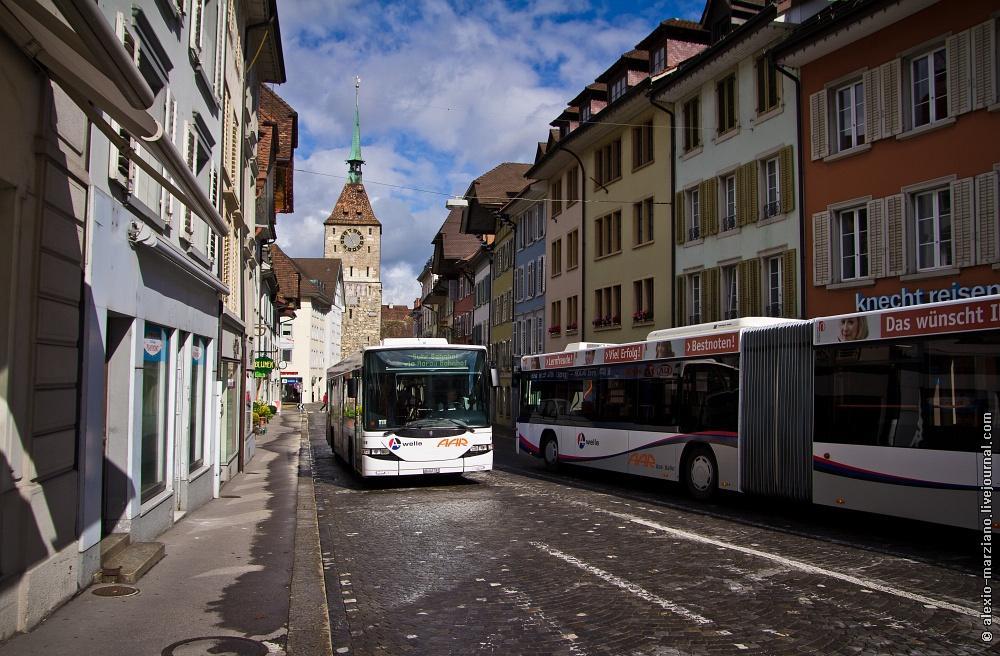 aarau14 Арау: где живут обычные швейцарцы