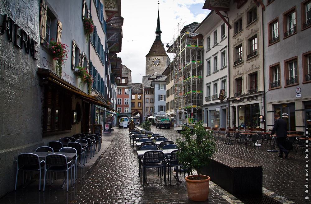 aarau15 Арау: где живут обычные швейцарцы