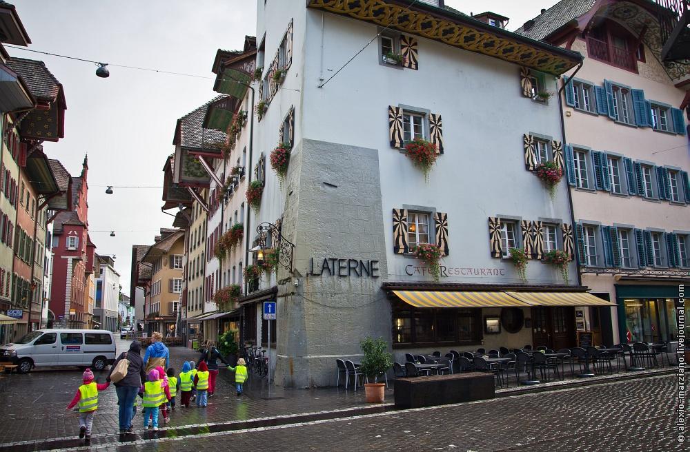 aarau16 Арау: где живут обычные швейцарцы