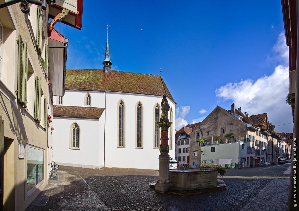 aarau18 Арау: где живут обычные швейцарцы