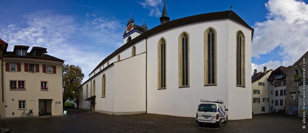 aarau19 Арау: где живут обычные швейцарцы