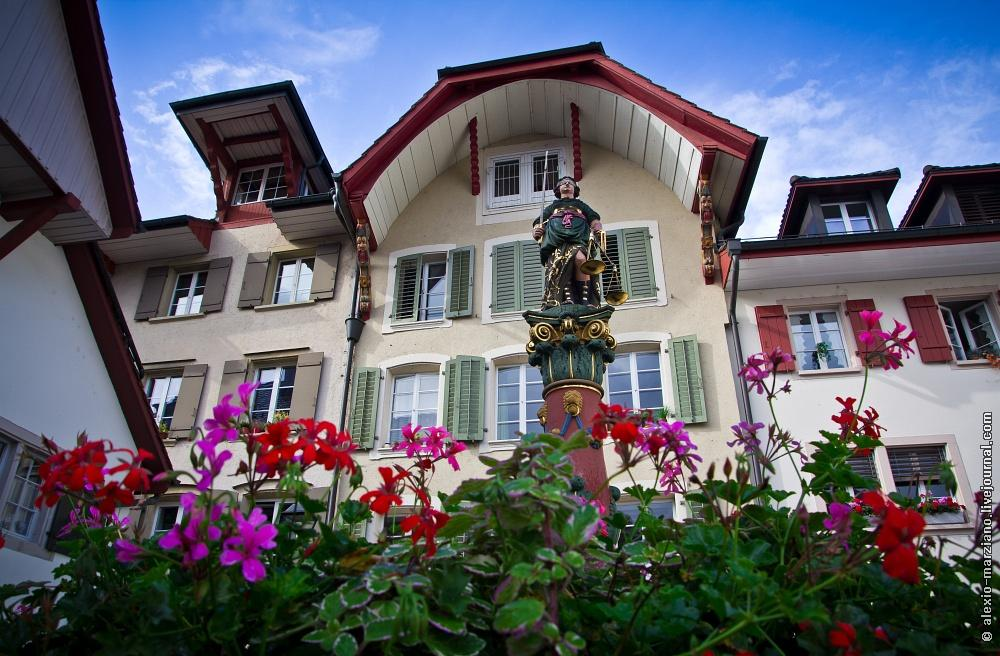 aarau20 Арау: где живут обычные швейцарцы