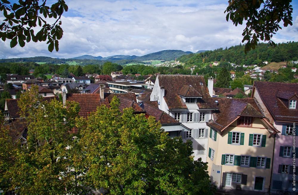 aarau21 Арау: где живут обычные швейцарцы